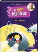 Cover-Bild zu Der kleine Medicus. Band 2: Nano taucht ab von Grönemeyer, Prof. Dr. Dietrich