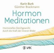 Cover-Bild zu Hormon-Meditationen von Burk, Karin