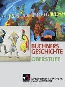 Cover-Bild zu Ahbe, Thomas: Buchners Geschichte Oberstufe. Ausgabe Nordrhein-Westfalen. Qualifikationsphase