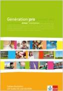 Cover-Bild zu Jambon, Krystelle: Génération pro. Cahier d'activités