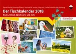 Cover-Bild zu Der Tischkalender 2018 von Fiedler, Petra