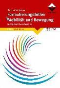 Cover-Bild zu Formulierungshilfen Mobilität und Bewegung von Jasper, Bettina M.