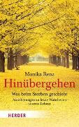 Cover-Bild zu Hinübergehen von Renz, Monika