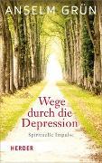 Cover-Bild zu Wege durch die Depression von Grün, Anselm