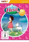 Cover-Bild zu Heidi und ihre Tiere in den Bergen von Spyri, Johanna