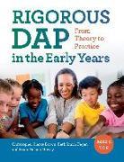Cover-Bild zu RIGOROUS DAP in the Early Years (eBook) von Brown, Christopher Pierce