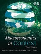 Cover-Bild zu Macroeconomics in Context (eBook) von Goodwin, Neva