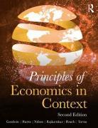 Cover-Bild zu Principles of Economics in Context (eBook) von Goodwin, Neva