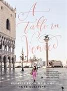 Cover-Bild zu McAlpine, Skye: A Table in Venice