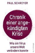 Cover-Bild zu Schreyer, Paul: Chronik einer angekündigten Krise (eBook)