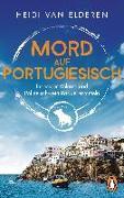 Cover-Bild zu Elderen, Heidi van: Mord auf Portugiesisch