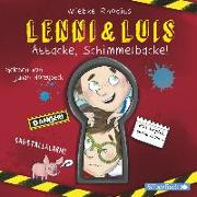 Cover-Bild zu Rhodius, Wiebke: Attacke, Schimmelbacke!
