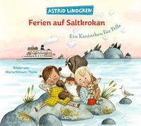 Cover-Bild zu Lindgren, Astrid: Ferien auf Saltkrokan. Ein Kaninchen für Pelle