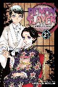 Cover-Bild zu Koyoharu Gotouge: Demon Slayer: Kimetsu no Yaiba, Vol. 21