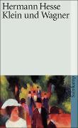 Cover-Bild zu Hesse, Hermann: Klein und Wagner