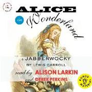 Cover-Bild zu Alice in Wonderland and Jabberwocky von Carroll, Lewis
