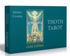 Cover-Bild zu Aleister Crowley Thoth Tarot Gold Edition von Crowley, Aleister