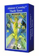 Cover-Bild zu Original Aleister Crowley Thoth Tarot Standard von Crowley, Aleister