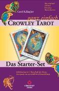 Cover-Bild zu Crowley Tarot - Ganz einfach von Ziegler, Gerd Bodhi