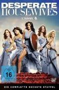 Cover-Bild zu Grossman, David (Reg.): Desperate Housewives - 6. Staffel
