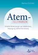 Cover-Bild zu Atemtechniken von Schirner, Markus