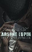 Cover-Bild zu Leblanc, Maurice: The Extraordinary Adventures of Arsène Lupin, Gentleman-Burglar (eBook)