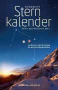 Cover-Bild zu Sternkalender Ostern 2017 bis Ostern 2018 von Held, Wolfgang