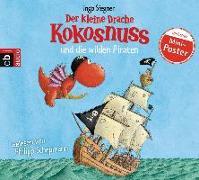 Cover-Bild zu Siegner, Ingo: Der kleine Drache Kokosnuss und die wilden Piraten