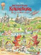Cover-Bild zu Siegner, Ingo: Der kleine Drache Kokosnuss - Das große Wimmelbuch