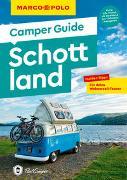 Cover-Bild zu Müller, Martin: MARCO POLO Camper Guide Schottland