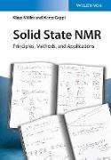 Cover-Bild zu Müller, Klaus: Solid State NMR