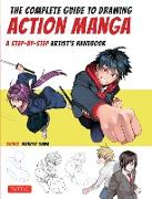 Cover-Bild zu The Complete Guide to Drawing Action Manga (eBook) von Shoco