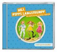 Cover-Bild zu Hej,Pippi Langstrumpf (Aktion) von Lindgren, Astrid (Komponist)