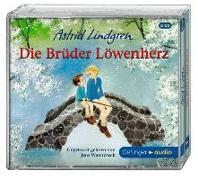 Cover-Bild zu Die Brüder Löwenherz (5 CD) von Lindgren, Astrid