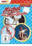 Cover-Bild zu Michel aus Lönneberga - Seine frechsten Streiche von Lindgren, Astrid