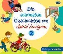 Cover-Bild zu Die schönsten Geschichten von Astrid Lindgren 2 (3CD) von Lindgren, Astrid