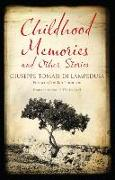 Cover-Bild zu Lampedusa, Giuseppe Tomasi di: Childhood Memories and Other Stories