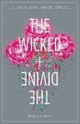 Cover-Bild zu Gillen, Kieron: THE WICKED & THE DIVINE VOL. 4 #168 (eBook)