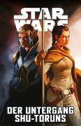 Cover-Bild zu Gillen, Kieron: Star Wars Comics: Der Untergang Shu-Toruns
