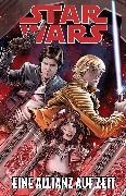 Cover-Bild zu Gillen, Kieron: Star Wars - Eine Allianz auf Zeit (eBook)