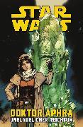 Cover-Bild zu Gillen, Kieron: Star Wars - Doktor Aphra - Unglaublicher Reichtum (eBook)