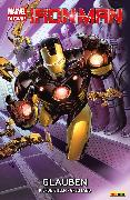 Cover-Bild zu Gillen, Kieron: Marvel Now! Iron Man 1 - Glauben (eBook)