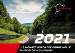 Cover-Bild zu Nürburgring-Kalender 2021