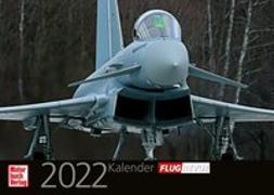 Cover-Bild zu FLUG REVUE Kalender 2022