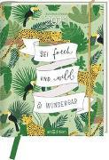 Cover-Bild zu Wieners, Sabina (Illustr.): Buchkalender Sei frech & wild & wunderbar 2021
