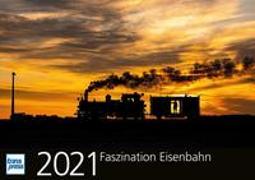 Cover-Bild zu Faszination Eisenbahn 2021