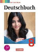 Cover-Bild zu Deutschbuch - Realschule 8. Schuljahr. Schülerbuch. BY von Bildl, Gertraud