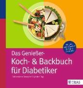 Cover-Bild zu Das Genießer-Koch-& Backbuch für Diabetiker (eBook) von Grzelak, Claudia