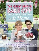 Cover-Bild zu Collister, Linda: Great British Bake Off - Perfect Cakes & Bakes To Make At Home