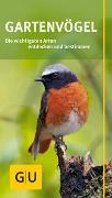 Cover-Bild zu Gartenvögel von Hofmann, Helga
